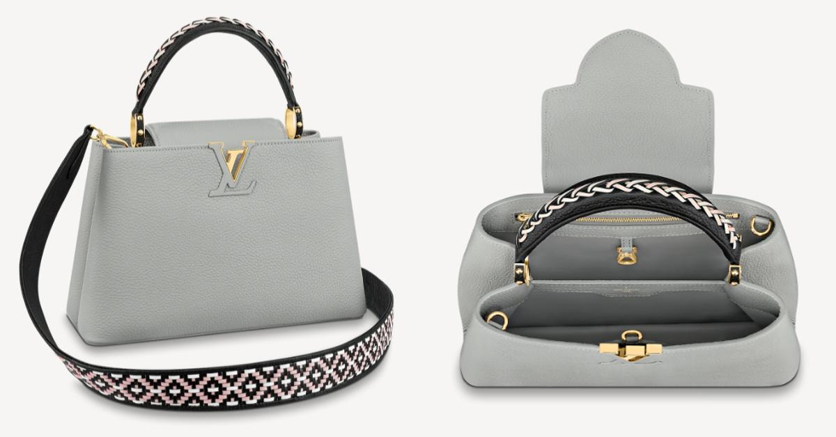2021包包流行趨勢關鍵是「極致灰」!LV、Chanel、Celine...6款灰色IT Bag跟上Pantone年度色-1