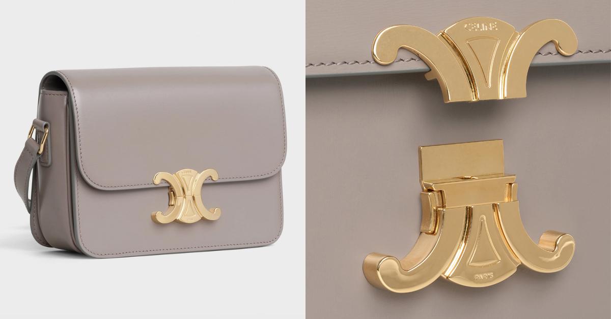 2021包包流行趨勢關鍵是「極致灰」!LV、Chanel、Celine...6款灰色IT Bag跟上Pantone年度色-3