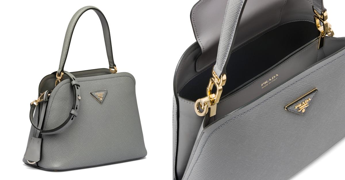 2021包包流行趨勢關鍵是「極致灰」!LV、Chanel、Celine...6款灰色IT Bag跟上Pantone年度色-5