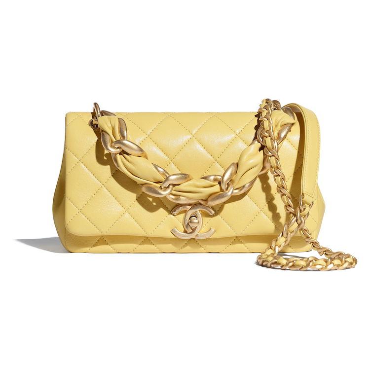 2021 Chanel春夏包包推薦這10款! 11.12、19 到眼鏡包都套上粉色外衣,準備預支年終獎金啦!-6