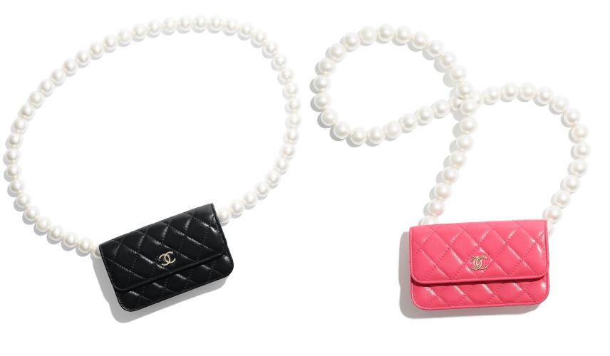 Chanel手機配件系列太嗆!iPhone殼、耳機套到手機包,比你的手機更有收藏價值-2