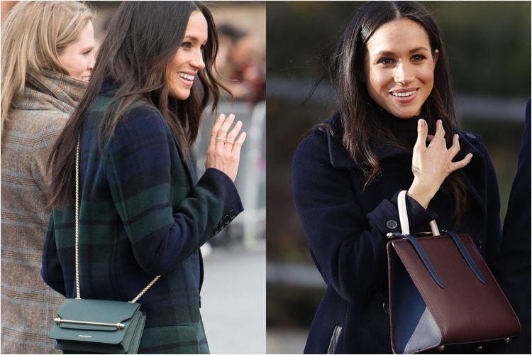【10Why個為什麼】凱特王妃穿搭必備Strathberry包包!不到2萬擁有全手工打造精品,10點解析它的爆紅原因-8