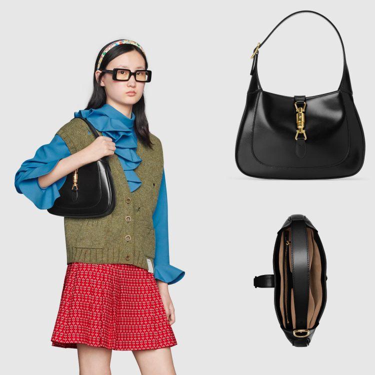 金釦包推薦Top 10 !Dior、LV、Celine、Fendi...第一款精品包怎麼買?關鍵是「黑包配金釦」-8