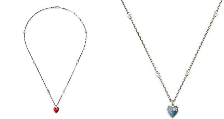 Gucci飾品萬元有找!情人節系列心型飾品太浪漫,千元售價小資族輕鬆買-6