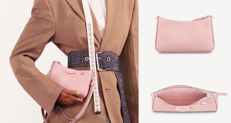 LV包包再推「迷你腋下包」!奶茶色、寶寶藍到櫻花粉,五萬初頭就搞定!-1