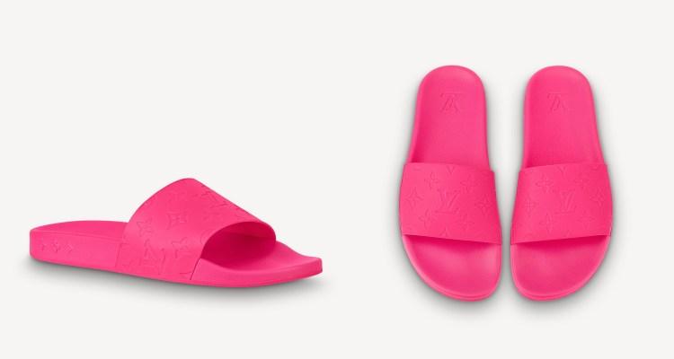 2021精品拖鞋推薦Top5!BV 、Dior、Balenciaga....LV螢光桃紅老花鐵定稱霸梅雨季節-1