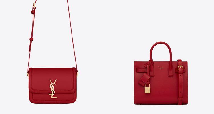 YSL包包推薦「唇膏紅」!新年限定系列配色太搶眼,穿搭一整年都OK-1