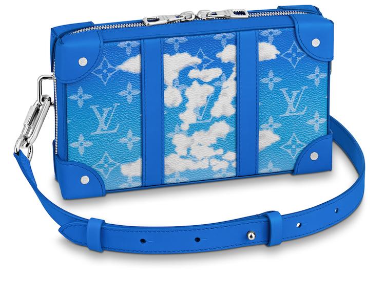 這才是真正的雲朵包啊!LV經典老花變成雲,背出去每天都是星期六!-1