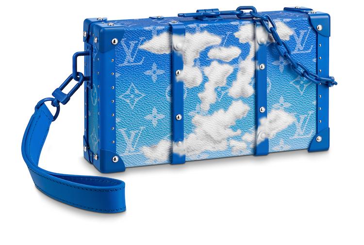 這才是真正的雲朵包啊!LV經典老花變成雲,背出去每天都是星期六!-2