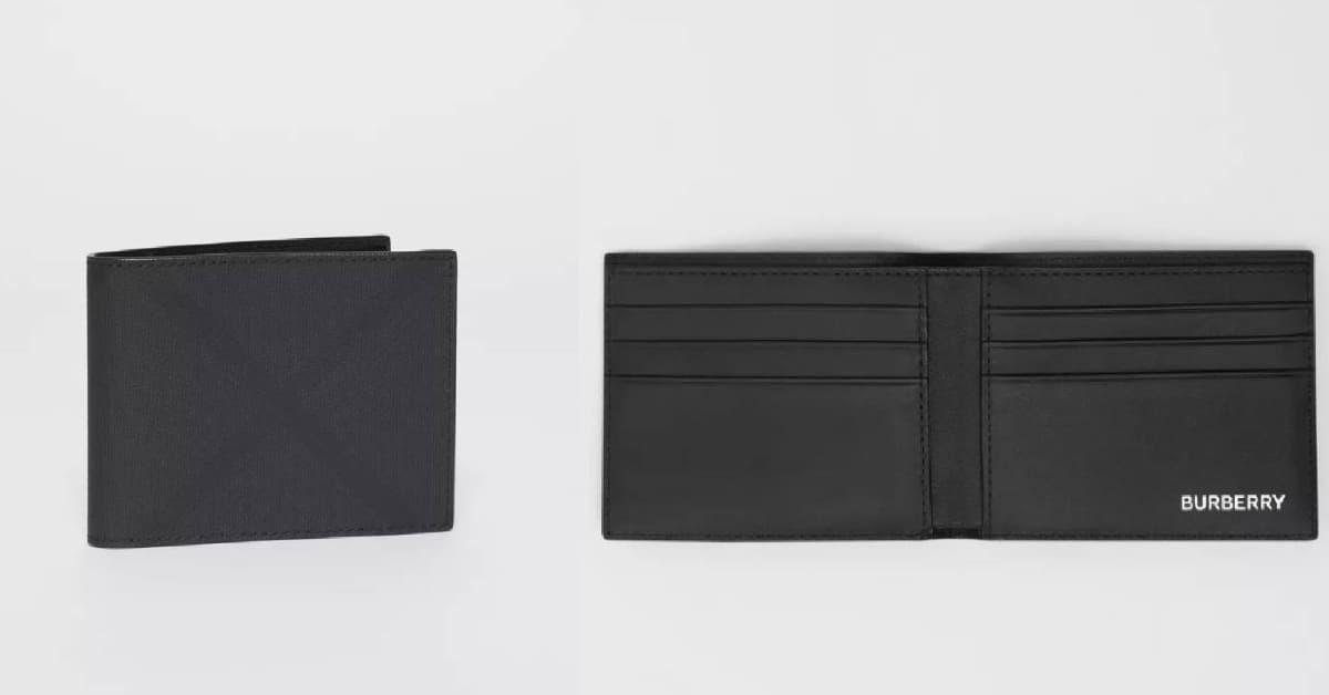 2021男用皮夾推薦Top 8!LV 、Dior、Burberry...經典黑色皮夾全都3萬元有找-3