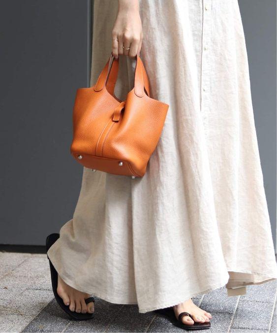 【10Why個為什麼】Hermès「菜籃包」超搶手!不附背帶又沒隔層,靠這10點依舊成為熱賣王!-0