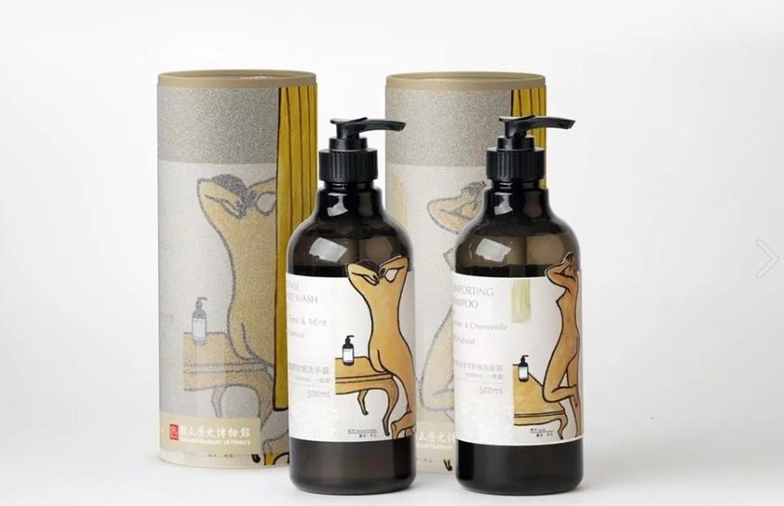 常玉億萬名作「裸女&浴女」洗沐用品也能美美地輕鬆收藏,並且輕鬆做公益 !-2
