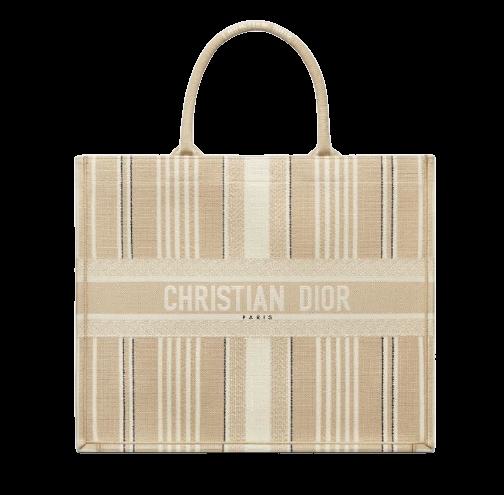 奶茶色包包先退下!LV、Dior、Fendi....春夏包包關鍵字是「燕麥色」-0