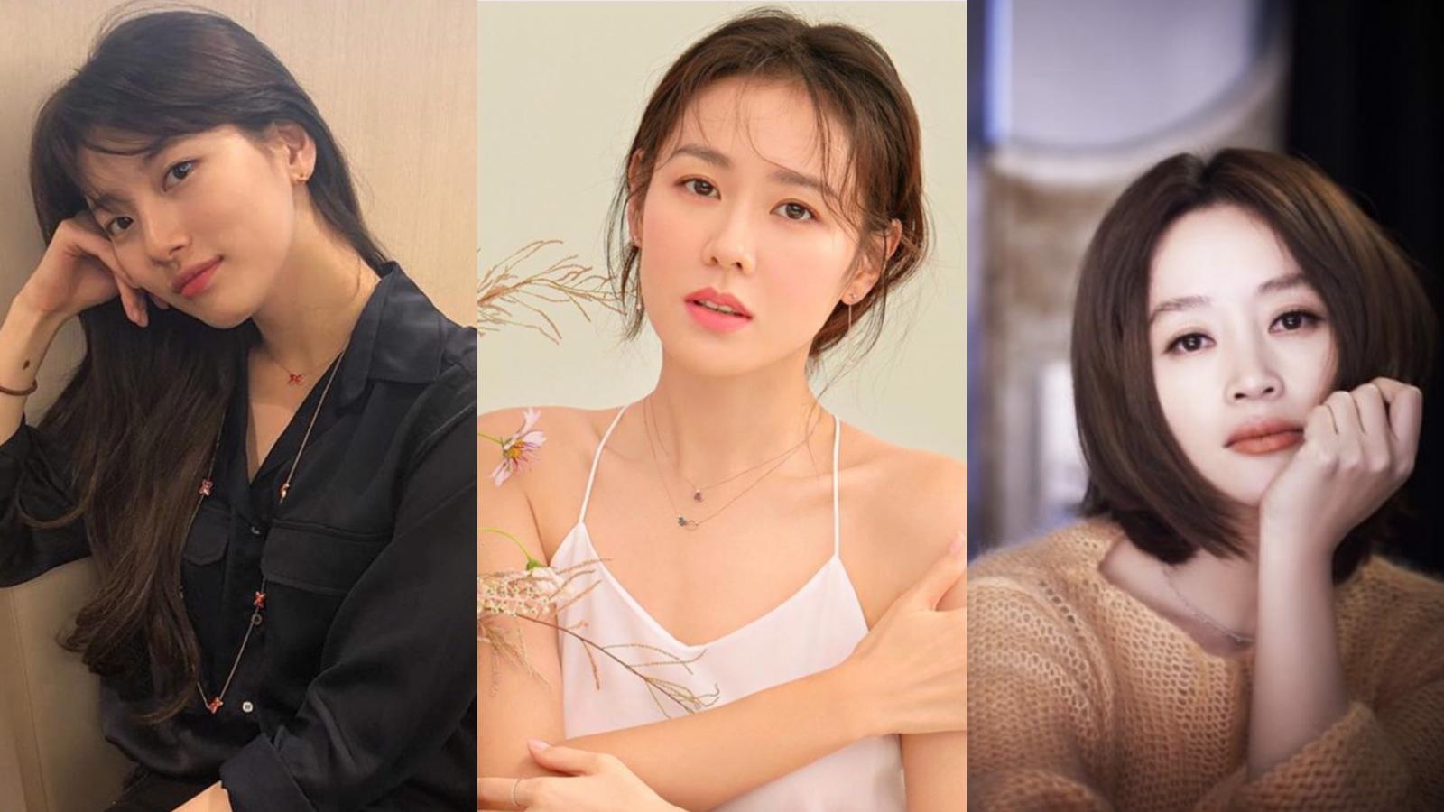 韩国三级讲途两个男人一起去叫小姐南韓娛樂圈競爭激烈美女如雲雪白水嫩的肌膚精緻的五官和窈窕好身材都只是最基本的各種不同風格的美女到底誰才是南韓人心目中真正的美人呢由KBS文化研究所製作韓國最美女星排行榜出爐前三名都是國民女神第一名更是讓人心服口服讓我們一探究竟韓國十大最美女星有誰吧.(图15)