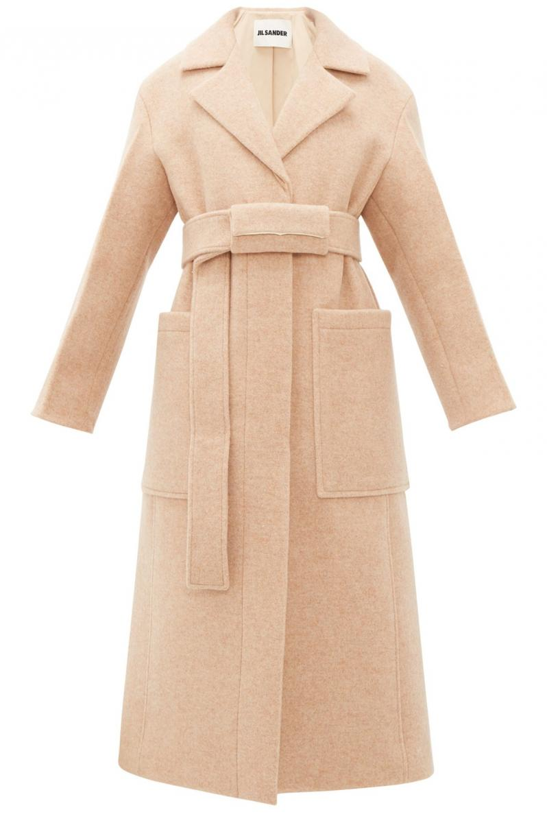 2020秋冬穿搭必備「米色大衣」,LV、Celine、Gucci...10件讓妳優雅出眾-7