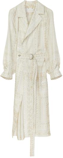 2020秋冬穿搭必備「米色大衣」,LV、Celine、Gucci...10件讓妳優雅出眾-8