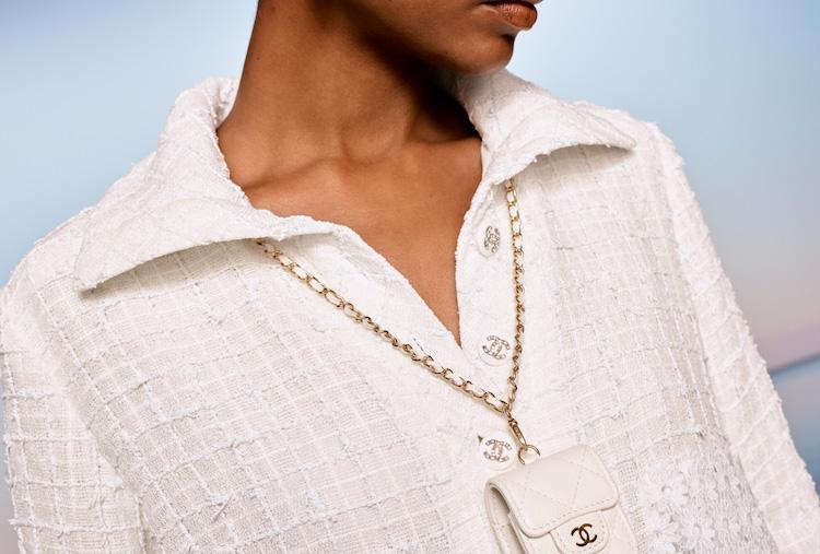 Chanel 2021度假系列包款美得打架!奶霜白到珊瑚色,夢幻逸品清單越來越長!-5