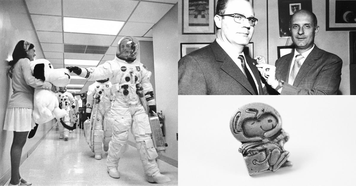 Omega × 史努比聯名萌度破「錶」!錶背還有史努比乘坐太空梭環繞月球微動畫,錯過得再癡癡的等了-0