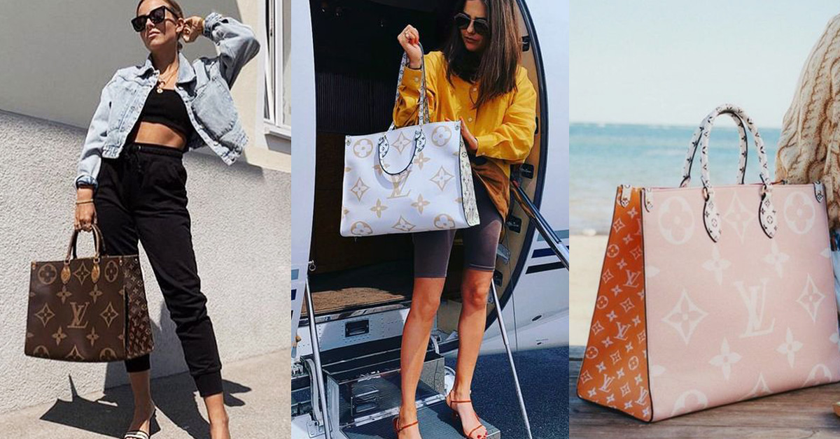 2020年最夯包包推薦!腰包Out改流行「托特包」,LV、Dior、Celine...新款必買-1