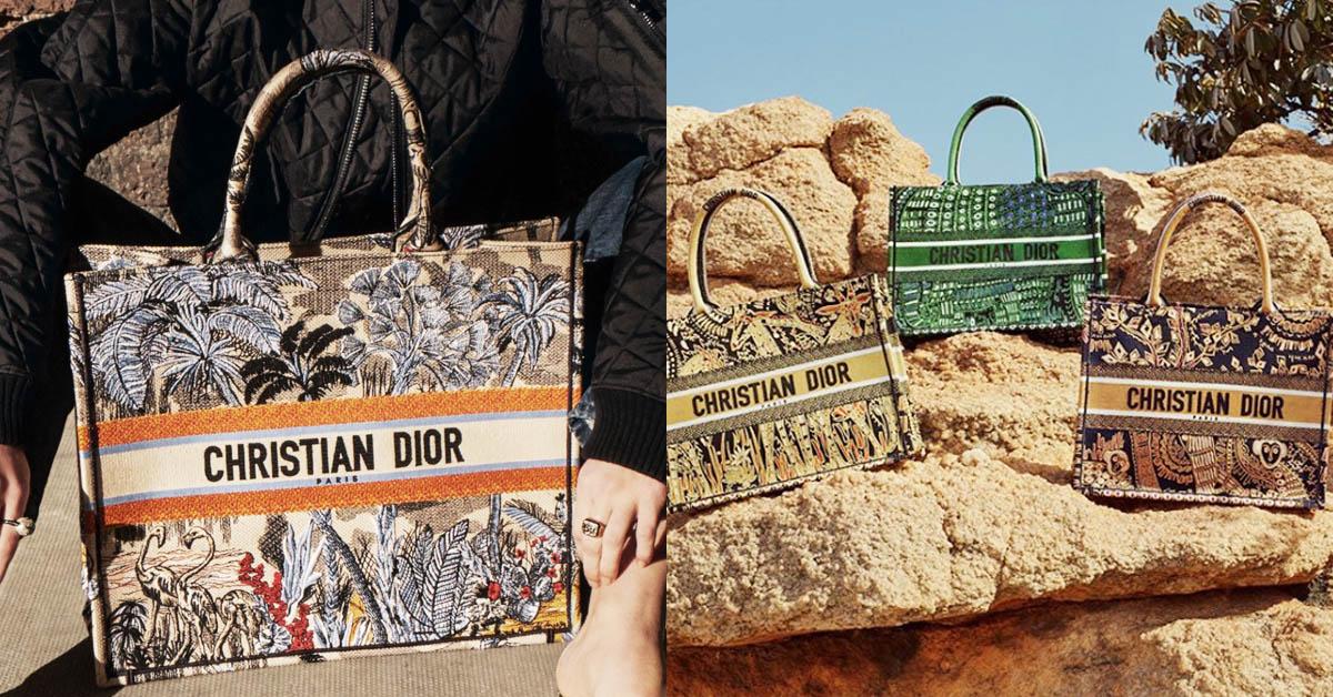 2020年最夯包包推薦!腰包Out改流行「托特包」,LV、Dior、Celine...新款必買-3