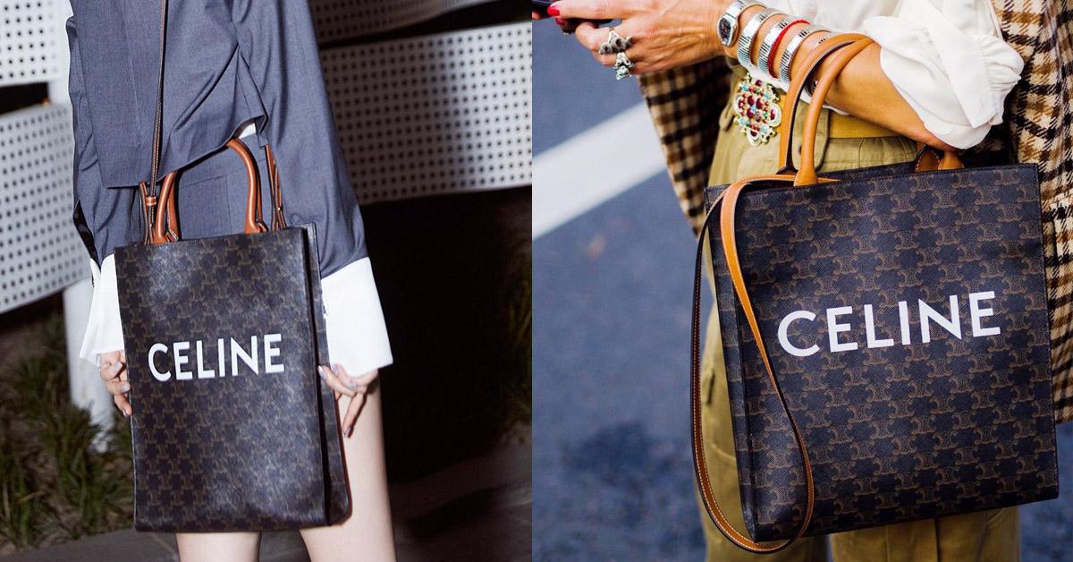 2020年最夯包包推薦!腰包Out改流行「托特包」,LV、Dior、Celine...新款必買-6