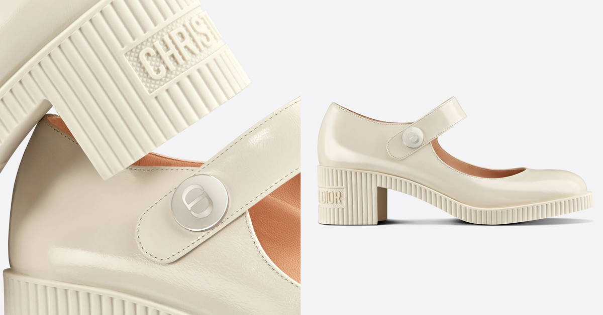 2021白色跟鞋推薦Top 8!Hermès、Chanel、LV、YSL...Celine瑪莉珍鞋IG炒翻-6