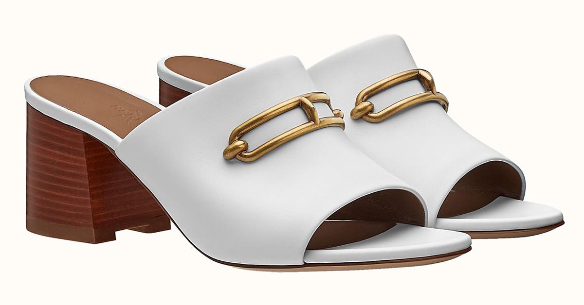 2021白色跟鞋推薦Top 8!Hermès、Chanel、LV、YSL...Celine瑪莉珍鞋IG炒翻-1