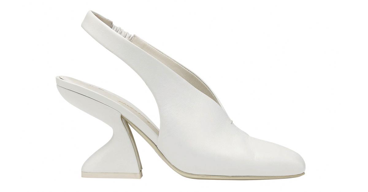 2021白色跟鞋推薦Top 8!Hermès、Chanel、LV、YSL...Celine瑪莉珍鞋IG炒翻-8