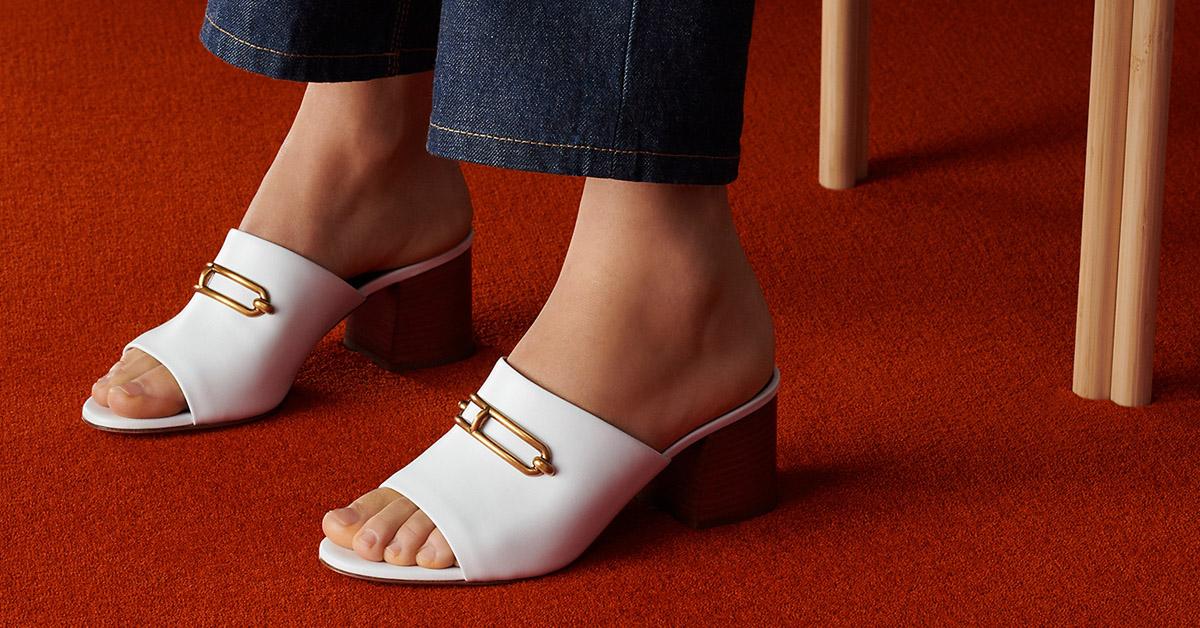 2021白色跟鞋推薦Top 8!Hermès、Chanel、LV、YSL...Celine瑪莉珍鞋IG炒翻-0