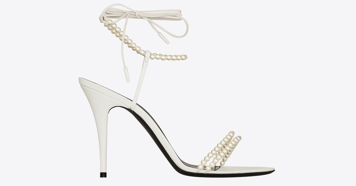 2021白色跟鞋推薦Top 8!Hermès、Chanel、LV、YSL...Celine瑪莉珍鞋IG炒翻-7
