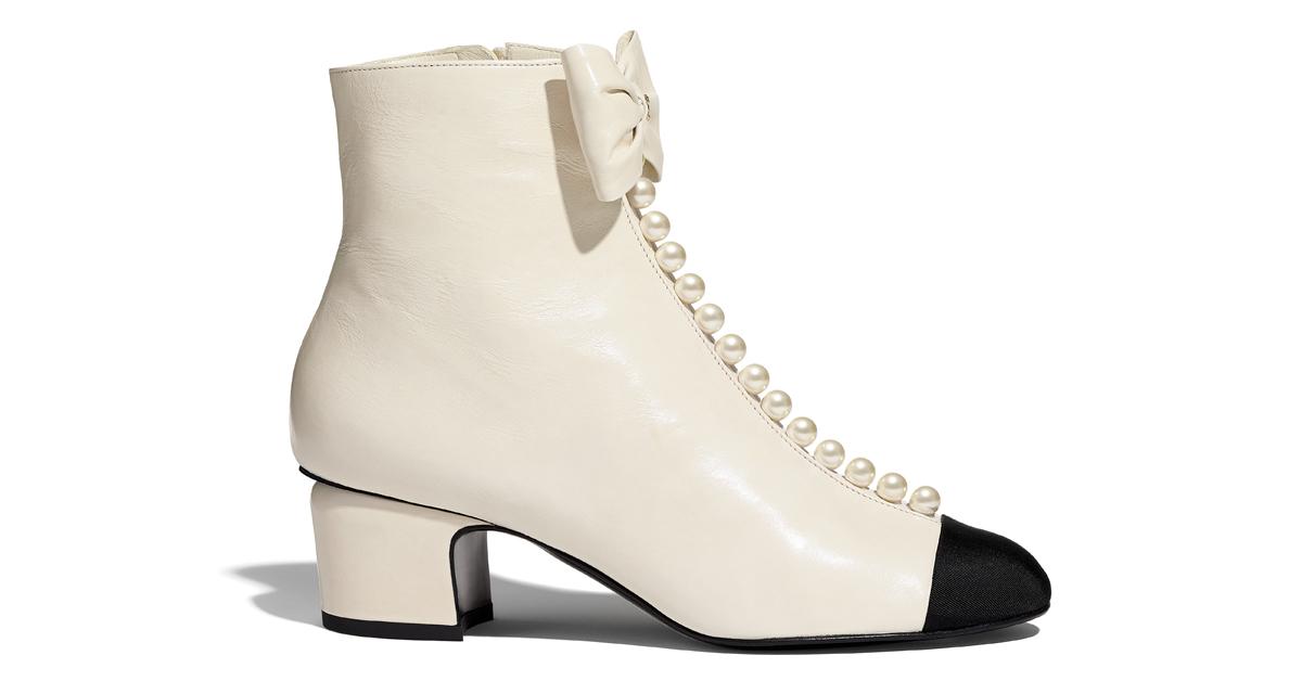 2021白色跟鞋推薦Top 8!Hermès、Chanel、LV、YSL...Celine瑪莉珍鞋IG炒翻-2