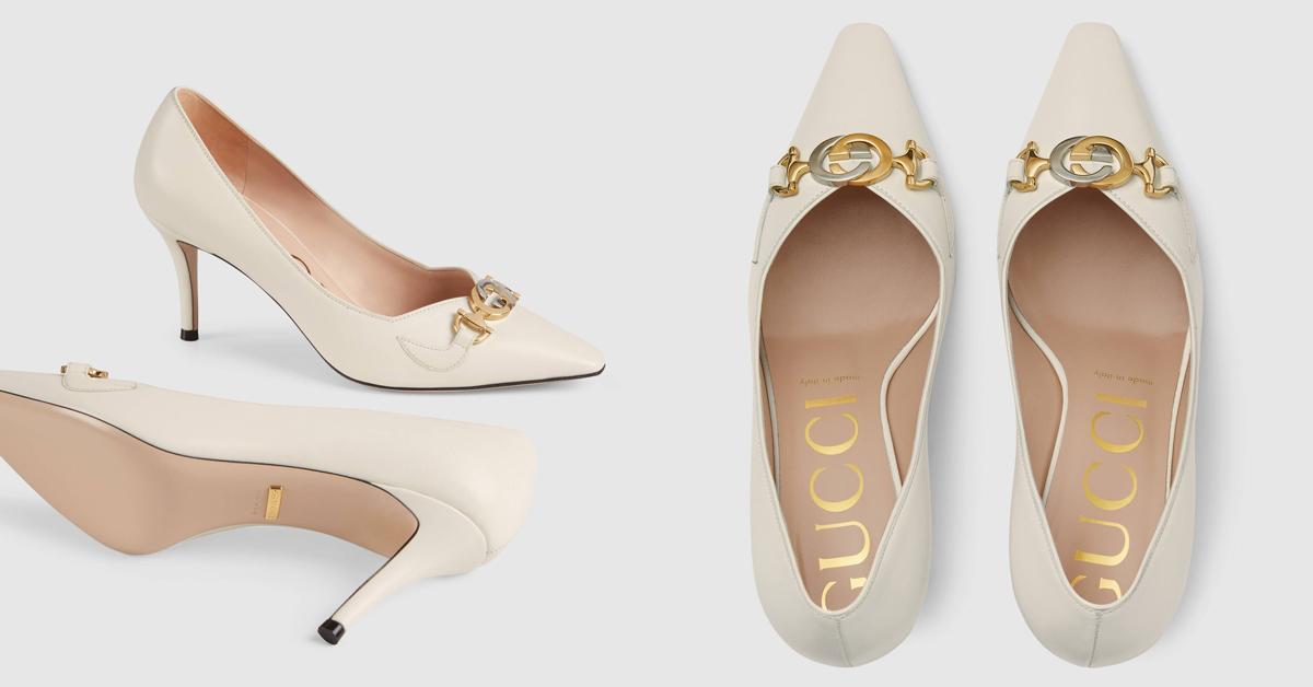 2021白色跟鞋推薦Top 8!Hermès、Chanel、LV、YSL...Celine瑪莉珍鞋IG炒翻-4