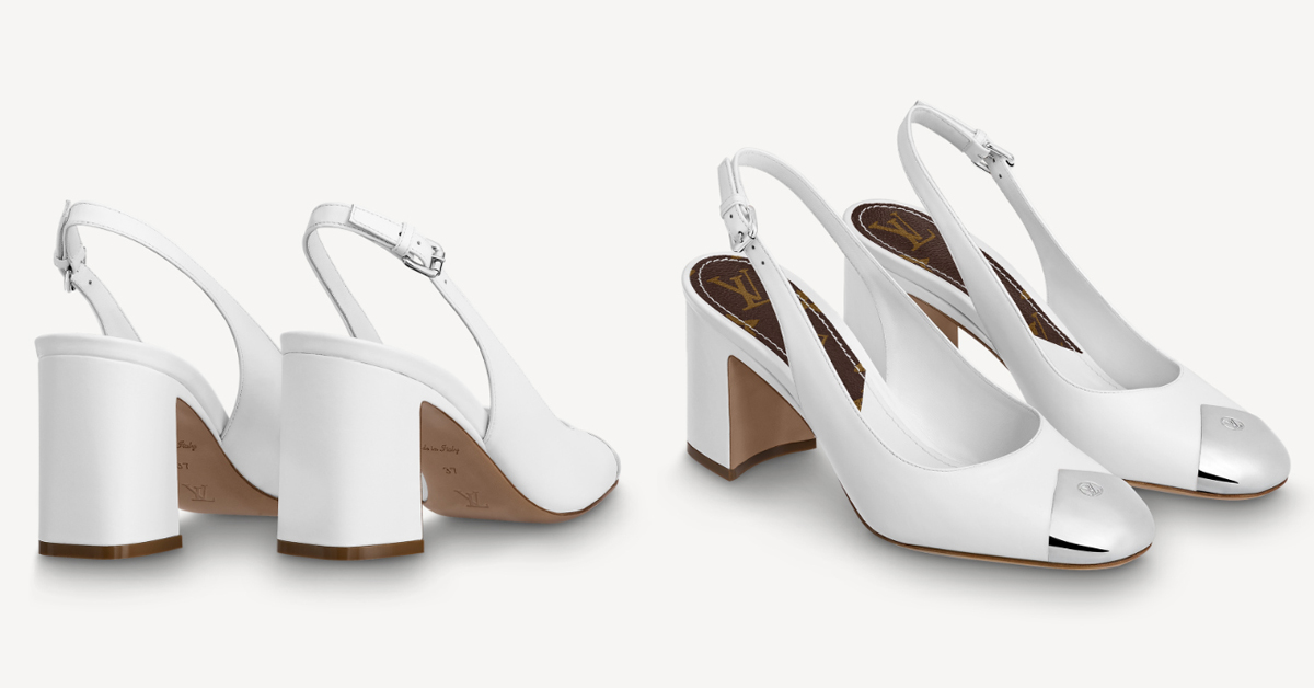 2021白色跟鞋推薦Top 8!Hermès、Chanel、LV、YSL...Celine瑪莉珍鞋IG炒翻-3