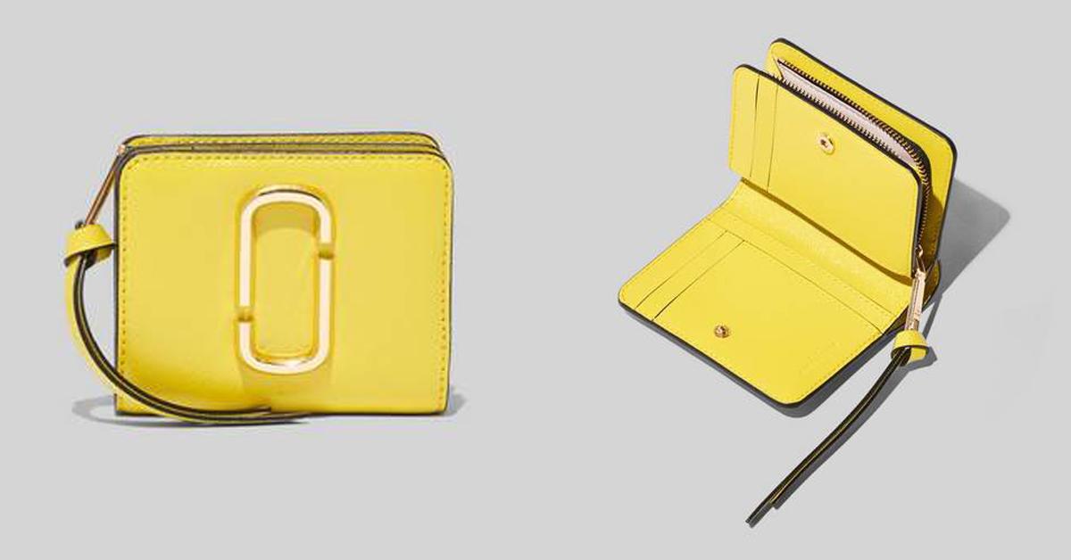 錢包推薦「亮麗黃」!Hermès、BV、Fendi、LV… 2021招財就靠8款精品錢包-8