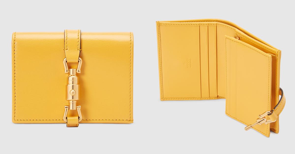 錢包推薦「亮麗黃」!Hermès、BV、Fendi、LV… 2021招財就靠8款精品錢包-5