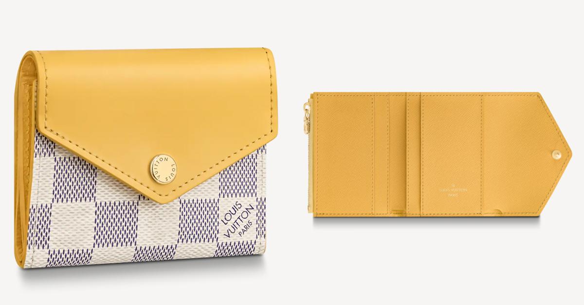 錢包推薦「亮麗黃」!Hermès、BV、Fendi、LV… 2021招財就靠8款精品錢包-3