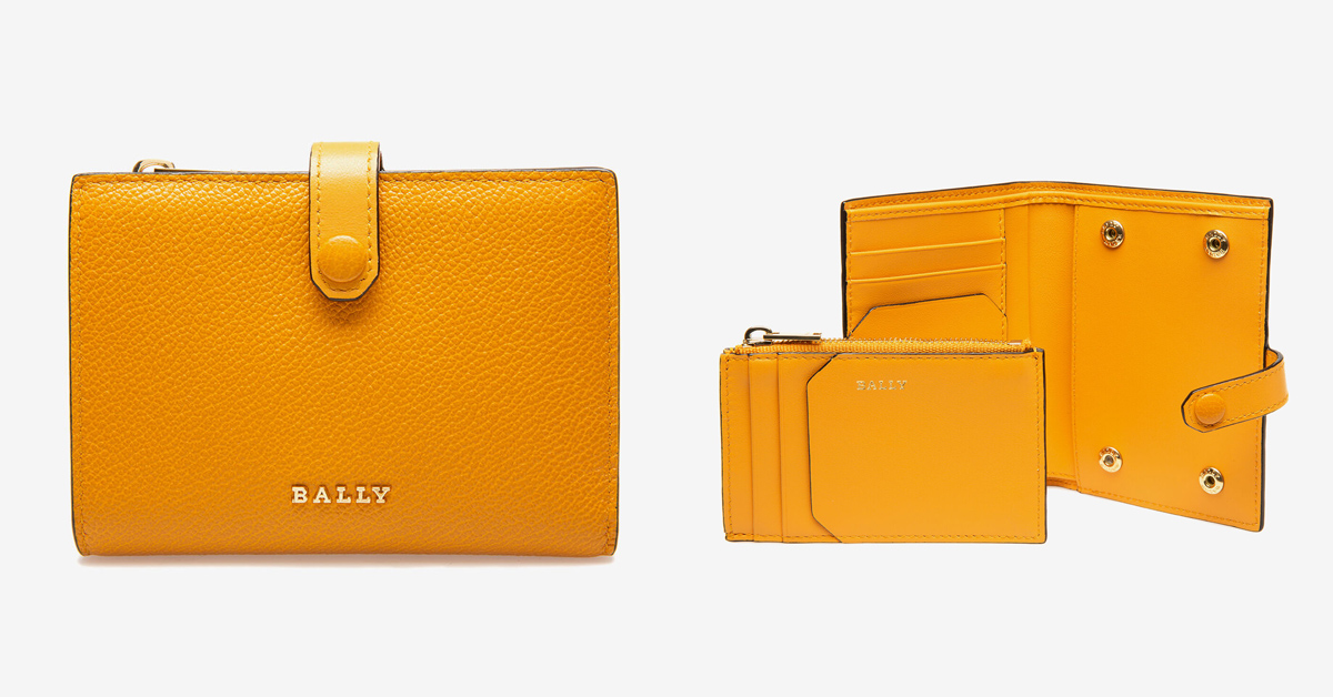 錢包推薦「亮麗黃」!Hermès、BV、Fendi、LV… 2021招財就靠8款精品錢包-6