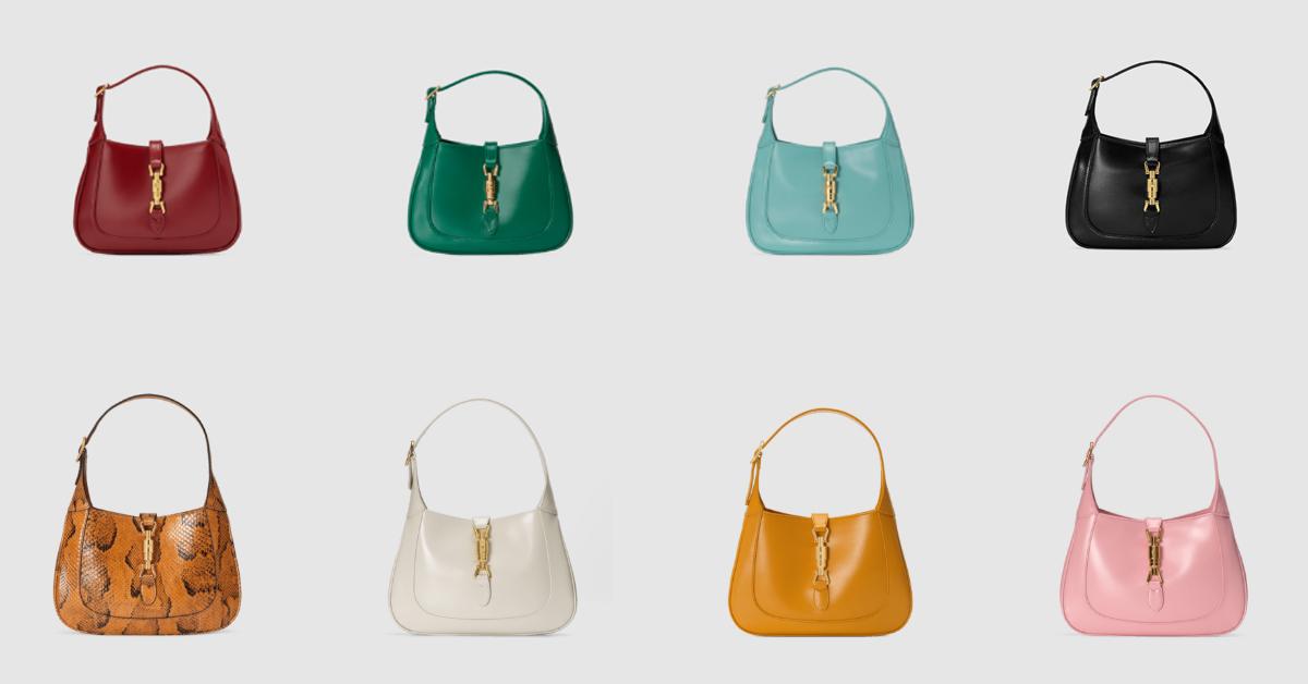 2021包包流行趨勢推薦Top 10!Chanel 「11.12」、BV針織包 、Gucci 「Jackie 1961」....春夏It Bag一次買齊-8