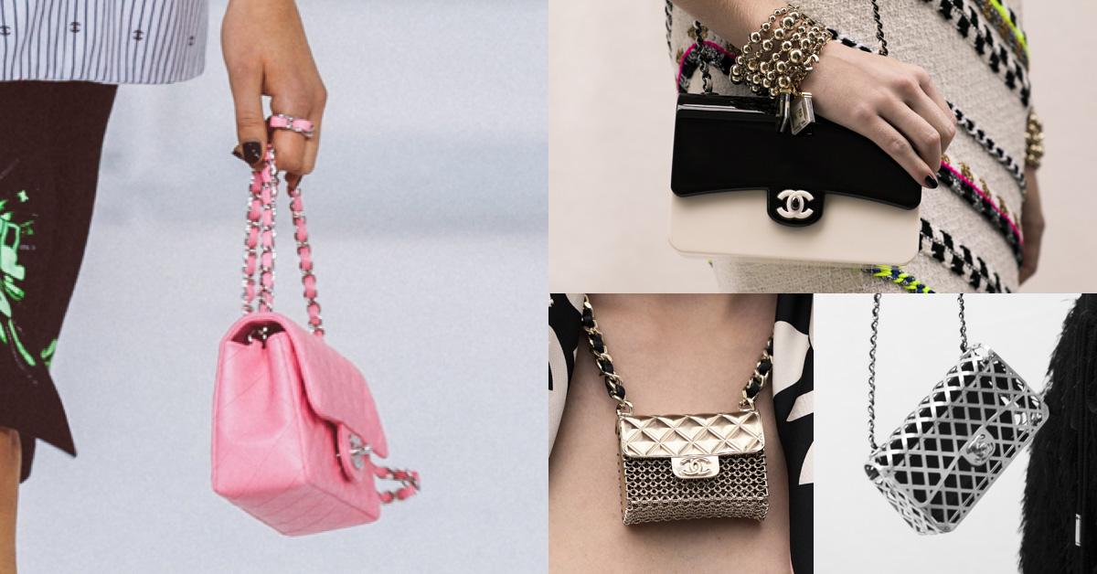 2021包包流行趨勢推薦Top 10!Chanel 「11.12」、BV針織包 、Gucci 「Jackie 1961」....春夏It Bag一次買齊-4
