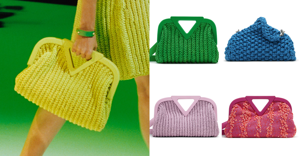2021包包流行趨勢推薦Top 10!Chanel 「11.12」、BV針織包 、Gucci 「Jackie 1961」....春夏It Bag一次買齊-6