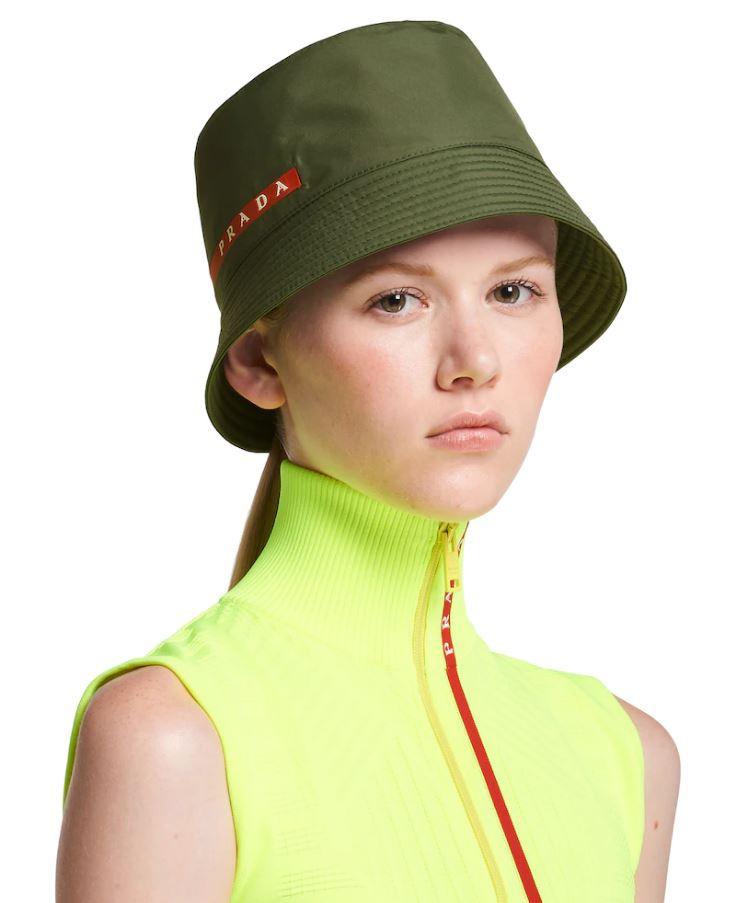 「漁夫帽」最修飾臉型!從「花色、材質、品牌」精準下手,6款2020年夏季人氣款一次看-1