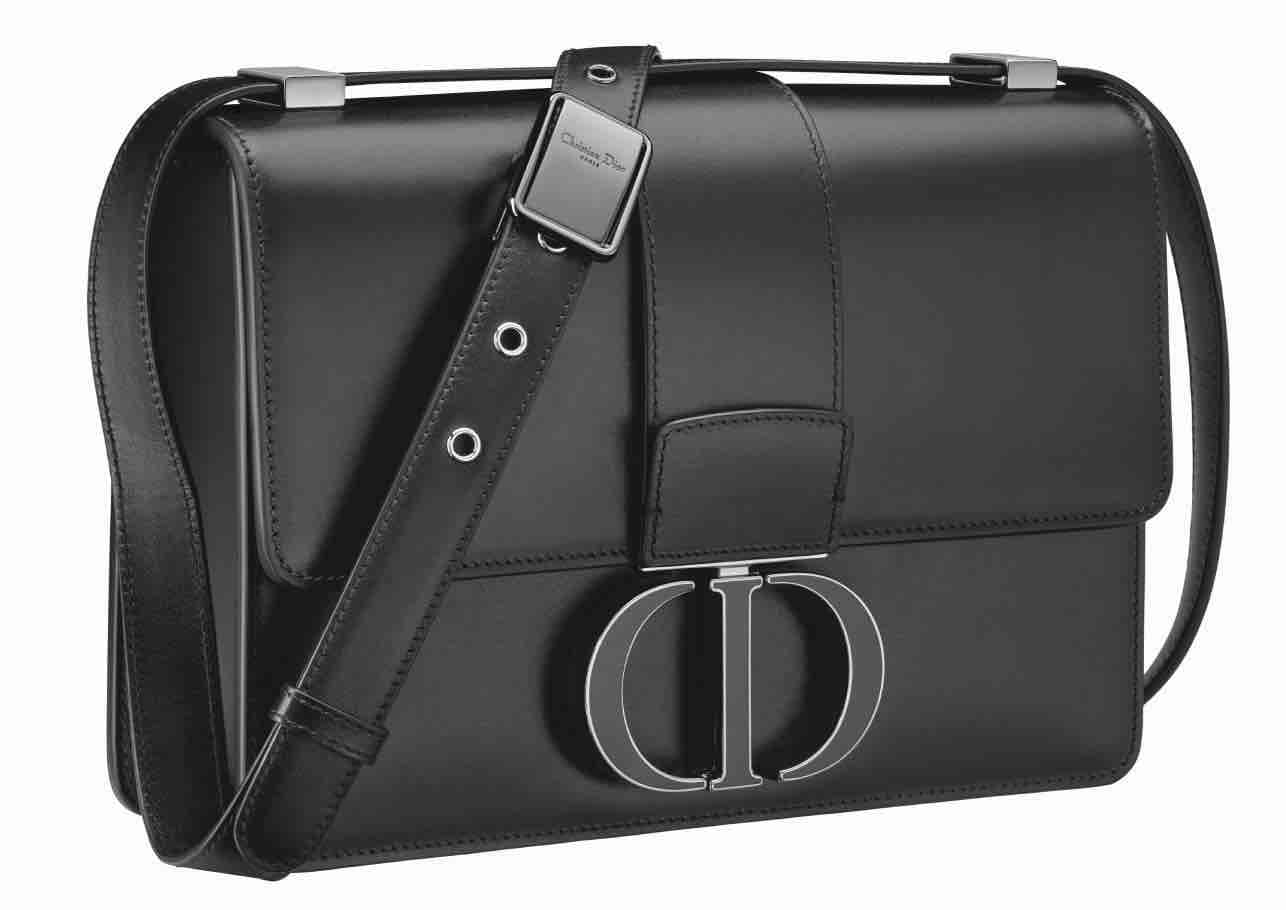 2021Dior包包保值推薦小黑包,30 Montaigne、Dior Caro....Jessica、蔡詩芸搶背同款Lady Dior-0