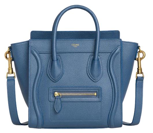 """2020秋冬包包跟著「迷霧藍」走!Chanel、LV、Celine...盤點10款""""全天候""""包款-4"""