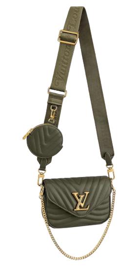 2020秋冬配件「綠」到不行!LV、Dior、Loewe...12款「深山綠」包,顯白度完勝大地色!-1