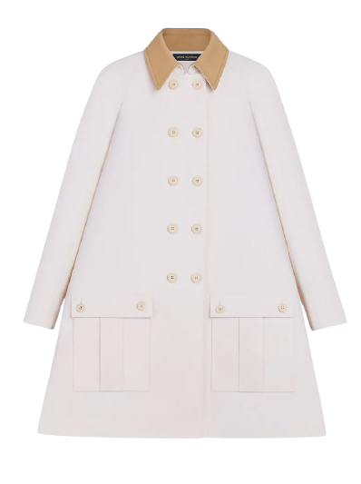 2020秋冬穿搭必備「米色大衣」,LV、Celine、Gucci...10件讓妳優雅出眾-0