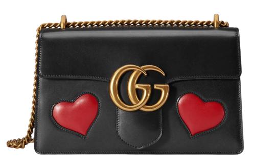 """2020包包要開始""""攻心""""10款「心型」美包甜到爆,LV、Gucci、Dior...狙擊所有浪漫少女!-3"""