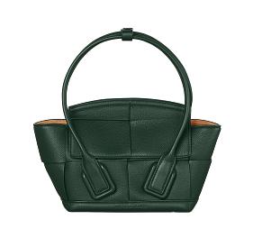 2020秋冬配件「綠」到不行!LV、Dior、Loewe...12款「深山綠」包,顯白度完勝大地色!-10