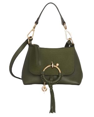 2020秋冬配件「綠」到不行!LV、Dior、Loewe...12款「深山綠」包,顯白度完勝大地色!-7