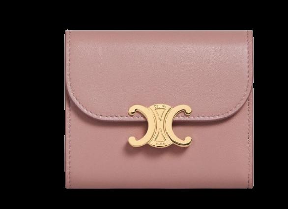 2021皮夾推薦「粉嫩系」Top 10!Chanel、LV、Gucci...Celine Triomphe櫃上詢問度超高!-4