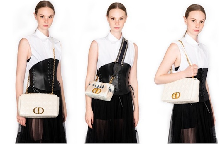 【10Why個為什麼】Dior包包推薦「Caro」!延續蒙田包設計,連BLACKPINK智秀也狂愛!-7